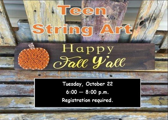 teen string art