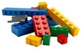 Lego® bricks