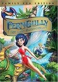 Fern Gully movie cover