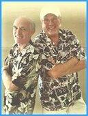 elderly brothers