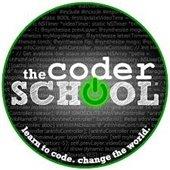 The Coder School logo