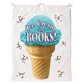 Ice cream for books