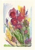 Martha Winslow art flowers