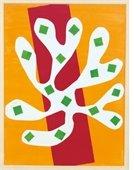 Henri Matisse coral painting