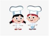 little kid chefs