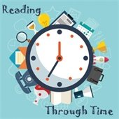 Reading Through Time clock