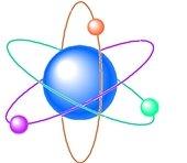 clip art atom