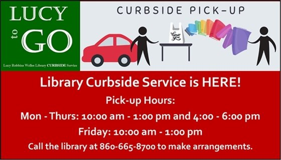 Lucy to go curbside hours
