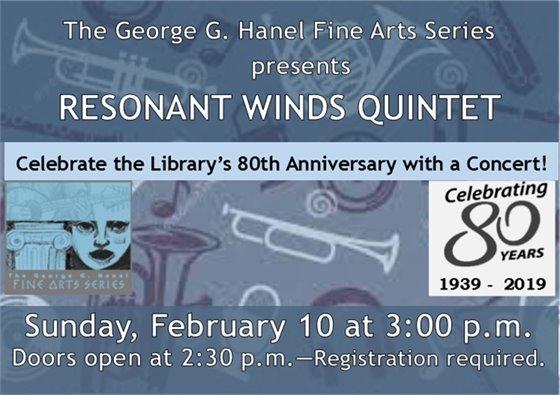 Resonant Winds Concert