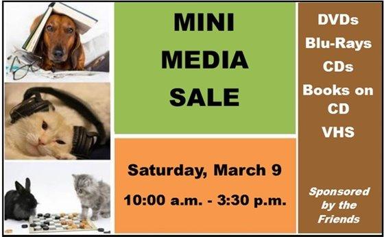 mini media sale