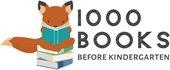1000 book before kindergarten with reading fox