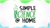 simple science at home, test tube