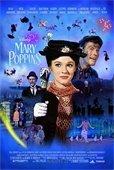 Mary Poppins poster - Julie Andrews, Dick Van Dyke