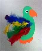 craft parrot