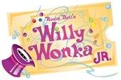 Willie Wonka Jr. on theater ticket