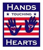 Hands Touching Hearts