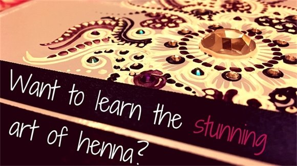 Want to learn the stunning art of henna?