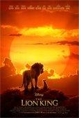 Lion King - Mufasa and Simba on Pride Rock with setting sun