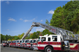 Newington Volunteer Fire Department fleet of engines, trucks and utility vehicles