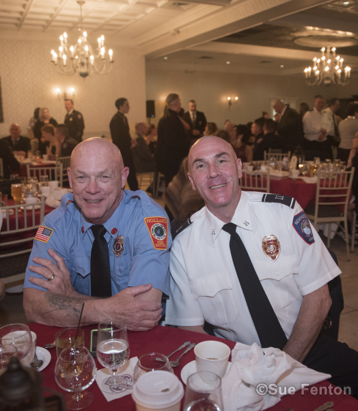 100th year anniversary celebration for the Newington Volunteer Fire Department