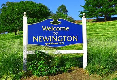 Welcome to Newington Sign Established 1871