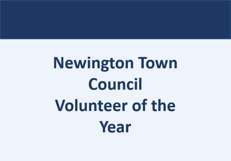 Volunteer of the Year Graphic