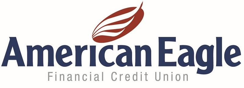 American eagle Financial Credit Union - Gold Sponsor