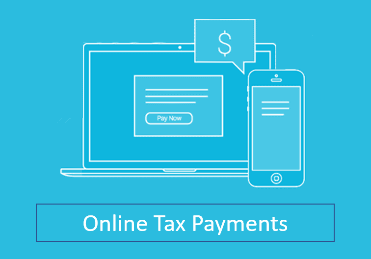 Computer and cell phone for online payments
