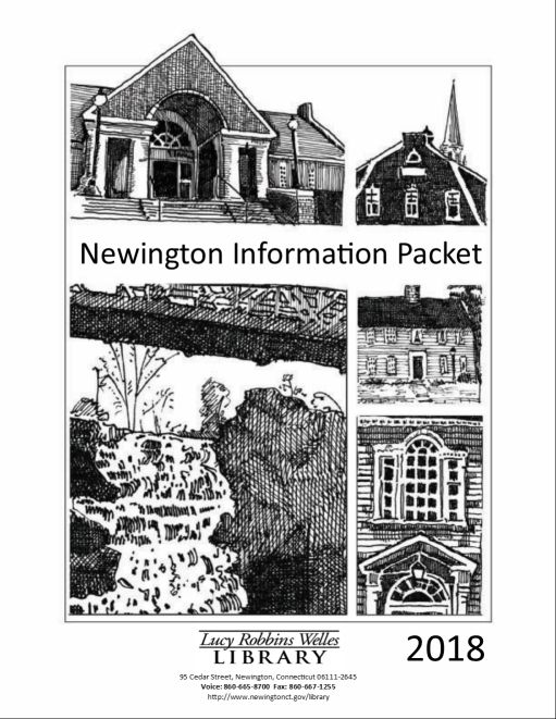newington info packet 2018 cover