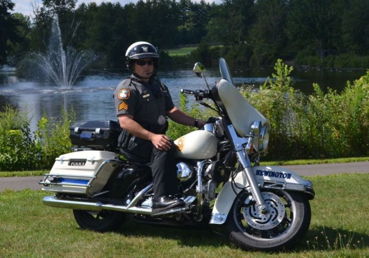 2006 Police Motorcycle - News Flash