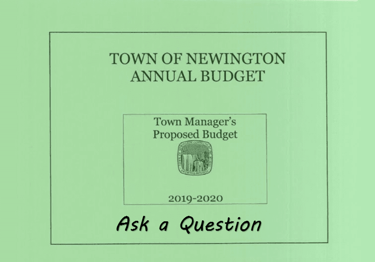 Ask a budget question