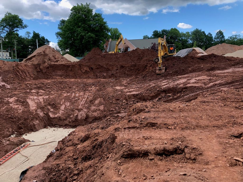 Site Prep and Excavation May-June 2019 029