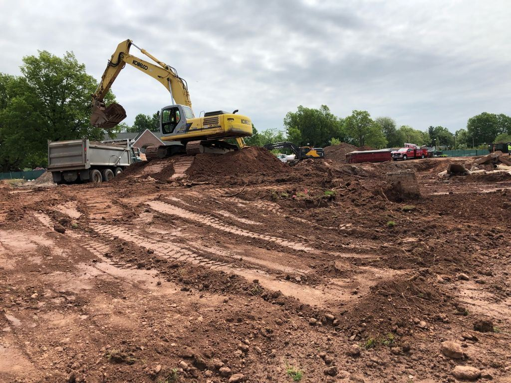 Site Prep and Excavation May-June 2019 034