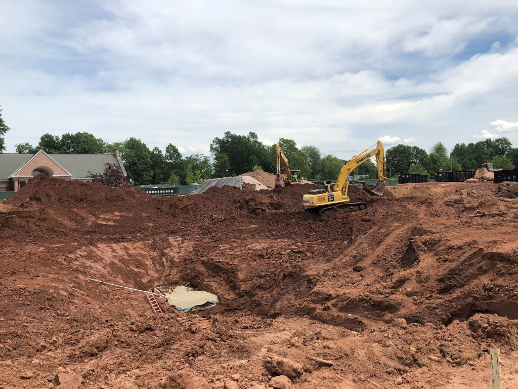 Site Prep and Excavation May-June 2019 035