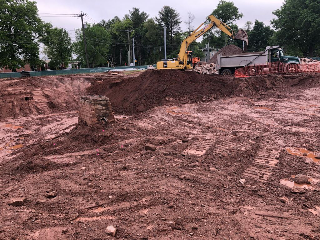 Site Prep and Excavation May-June 2019 042