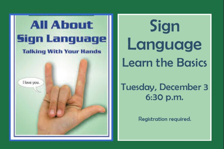 sign language slide