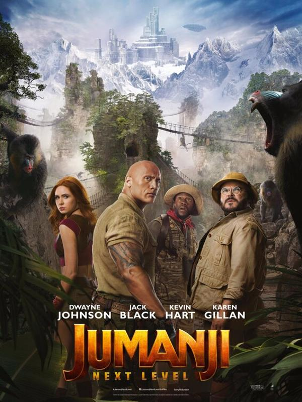 Jumanji 2: The Next Level
