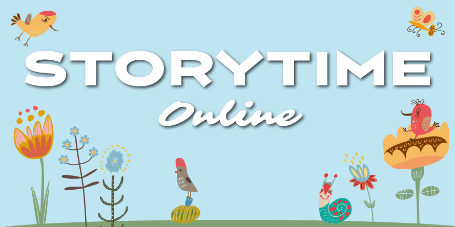 Storytime-Online birds, flowers