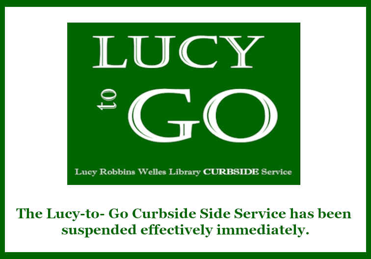 lucy to go suspended