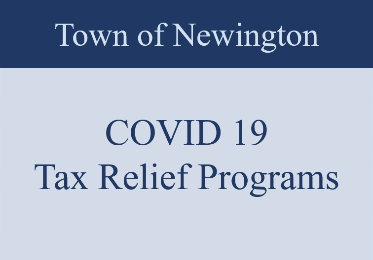 COVID 19 Tax Relief Programs PDF