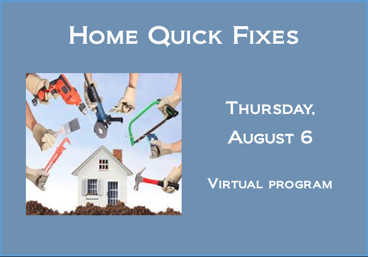 home quick fixes newsflash