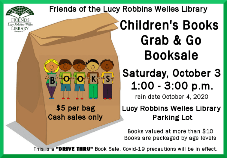 grab bag book sale