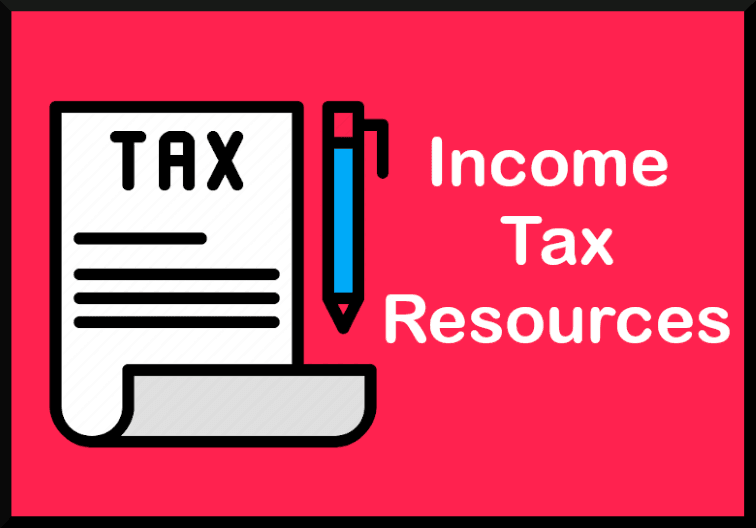 income tax resources