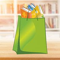 bag of books